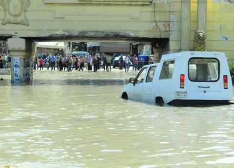 قبل الغرق فى «شِبر ميّه» الحكومة تستعد لمواجهة السيول