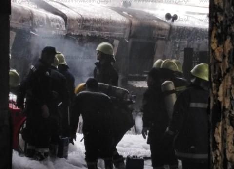 الأزهر ينعى ضحايا حريق محطة مصر