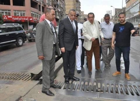 الدالي: غلق كوبري الدقي المعدني مؤقتا لإزالة آثار الإمطار