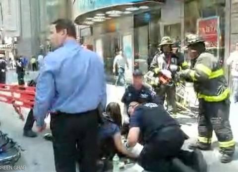 عاجل| وقوع مصابين في حادث دهس بمدينة برشلونة