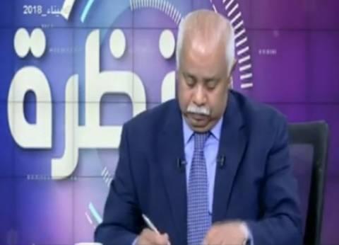 """حمدي رزق: من يتناسى دور الجيش في حفظ مدنية الدولة """"عنده زهايمر"""""""