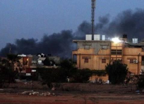 """مستشفى الجلاء بـ""""بنغازي"""" تستقبل 40 جريحا بتفجير مسجد """"أبوهريرة"""""""