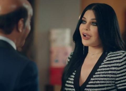 الواد سيد الشحات  الحلقة 21: هيفاء وهبي تعلن ارتباطها بسليمان عيد