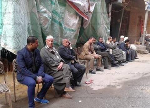 """""""الوطن"""" في مسقط رأس شهيد """"فندق القضاة"""" المستشار عمر حماد بسوهاج"""