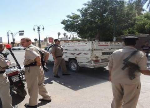 وصول 3 مصابين في حادث سير إلى مستشفى العريش العام