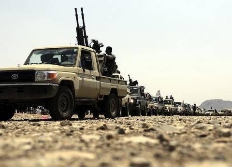 الجيش اليمني بمساندة التحالف يسيطر على الطريق بين البقع والجوف