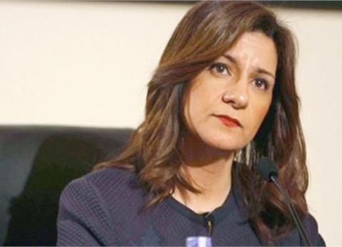 وزيرة الهجرة: منطقة الخليج العربي بها أكبر كتلة تصويتيه في الاستفتاء