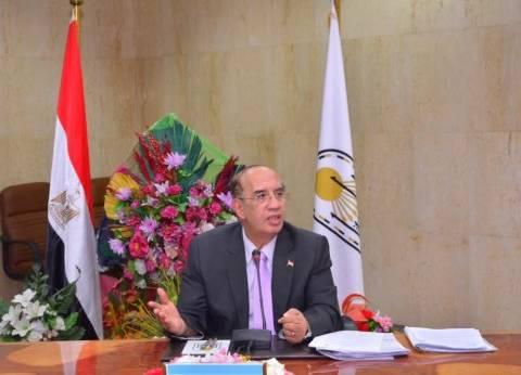 رئيس جامعة أسيوط يصدر تعيينات جديدة بكليتي الطب والآداب