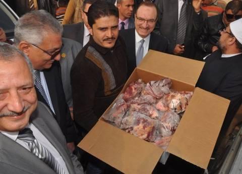 """وزير الأوقاف ببني سويف: """"المساجد أمانة في أعناقنا.. وسنرسل عمال للزوايا"""""""