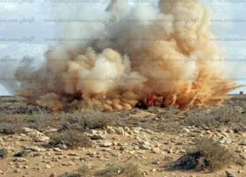 عاجل.. قتلى وجرحى في انفجار وقع بمطار الشعيرات وسط سوريا
