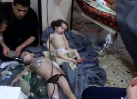"""ما الأسلحة الكيماوية التي تحججت بها دول """"العدوان الثلاثي"""" على سوريا؟"""