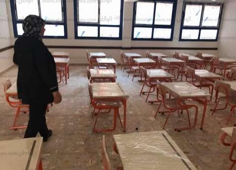 محافظ سوهاج: بدء عمليات الإنشاء في 21 مدرسة