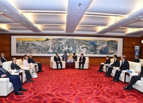نص كلمة السيسي بأكاديمية الحزب الشيوعي الصيني: شراكتنا مستمرة