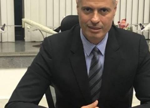 الطيار شريف خليل مساعدا لرئيس شركة مصر للطيران إكسبريس