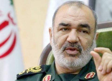 """قائد الحرس الثوري الإيراني: الوجود العسكري الأمريكي في الخليج """"فرصة"""""""