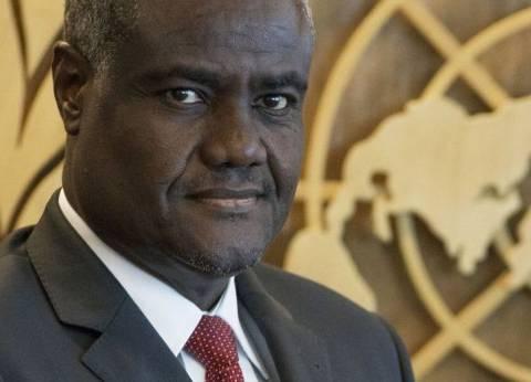 """رئيس """"الاتحاد الأفريقي"""" يشارك في ملتقى الشباب بأسوان"""