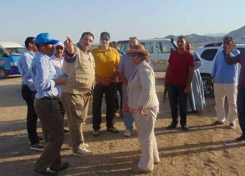 نائب وزير الزراعة من حلايب وشلاتين: الدولة ماضية في تنمية مدن الجنوب