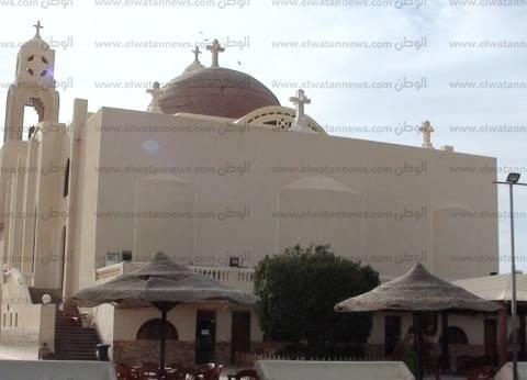 استنفار أمني بمحيط كنائس جنوب سيناء لتأمين عيد الميلاد