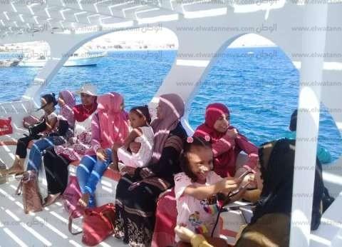 صحة البحر الأحمر تنظم رحلات بحرية وترفيهية لمرضى الفشل الكلوى