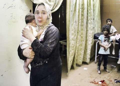 """""""يونيسف"""" تناشد دمشق: خذوا في الحسبان مصير أطفال إدلب"""