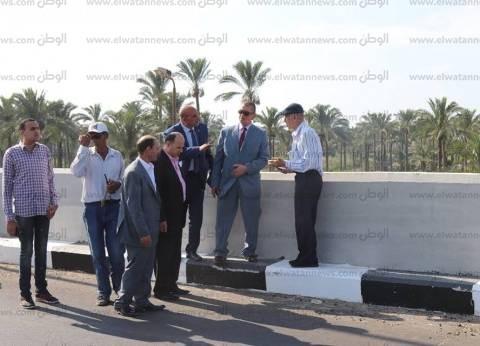 محافظ كفر الشيخ: إنشاء 9 كباري وطرق بـ575 مليون جنيه لدعم الاستثمار