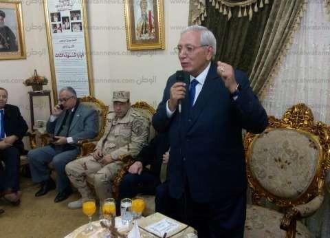 شاروبيم: افتتاح مسجد وكنيسة بالعاصمة الإدارية رسالة تؤكد أننا شعب واحد