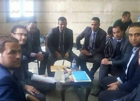 2 نوفمبر.. اجتماع مجلس مطروح مع محامين الجدول العام