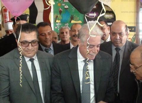 فودة يطالب المعلمين بتوعية الطلاب بجهود القوات المسلحة في سيناء