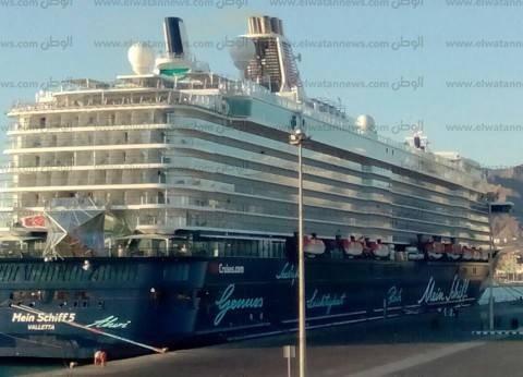 """""""موانئ البحر الأحمر"""": إعادة فتح ميناء نويبع بعد تحسن الأحوال الجوية"""