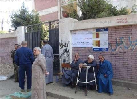 تأخر فتح 10 لجان بالانتخابات المعادة بدائرتين في بني سويف