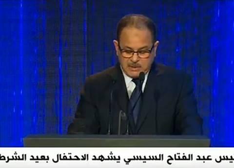 عاجل| وزير الداخلية: نعمل على المشاركة في بناء هذا الوطن