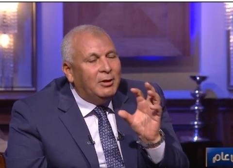 الزملوط: السيسي أحدث نقلة نوعية في محافظة الوادي الجديد