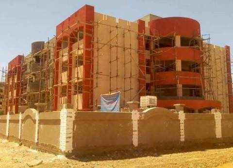 «الأبنية التعليمية» بالجيزة تدرس إقامة مدرسة متفوقين للفتيات بأكتوبر