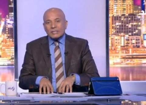 أحمد موسى: نتمنى إنجاز أضعاف ما تم خلال 80 عاما
