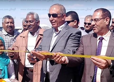 محافظ البحر الأحمر يتفقد قصر الثقافة ويفتتح معهد برأس حدربة