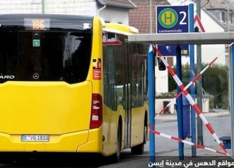 الشرطة الألمانية: ارتفاع عدد مصابي حادث ليلة رأس السنة لـ8 أشخاص