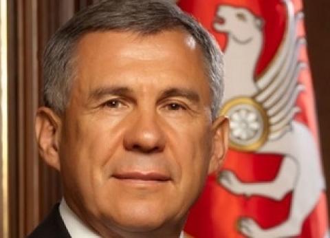 رئيس تتارستان: السيسي وبوتين صديقان ويعملان على استقرار الوضع الدولي