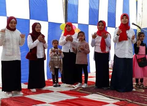 """""""تعليم الوادي الجديد"""" تقيم احتفالية لذوي القدرات الخاصة بمركز الداخلة"""