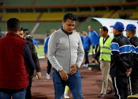 عاجل| مرتضى منصور يعلن رحيل إيهاب جلال