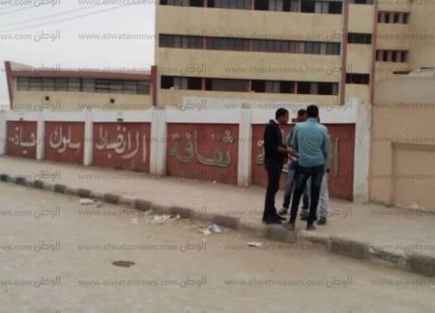 بالصور| موجة طقس سيئ تضرب محافظة أسيوط