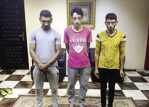 """""""الأمن العام"""" يضبط 3 متهمين ارتكبوا 3 حوادث سرقة"""