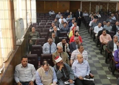 """""""تنفيذي كفر الشيخ"""" يوافق على توسعة مستشفى الصحة النفسية بإبشان"""