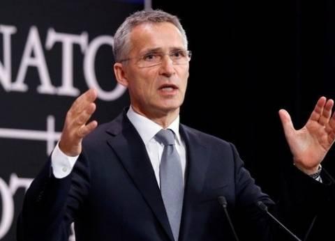 الناتو: على دمشق وروسيا وإيران إيصال المساعدات لسوريا دون عراقيل