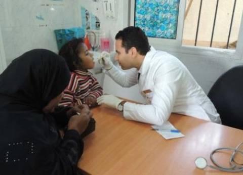 الداخلية توجه قوافل طبية في 6 مديريات أمن