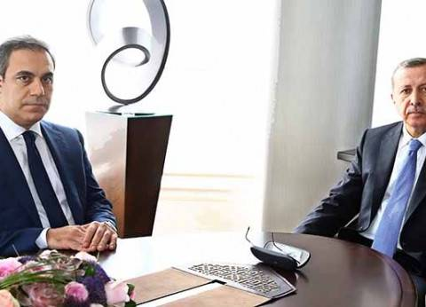 عاجل| اجتماع مفاجئ بين أردوغان ورئيس الاستخبارات التركية