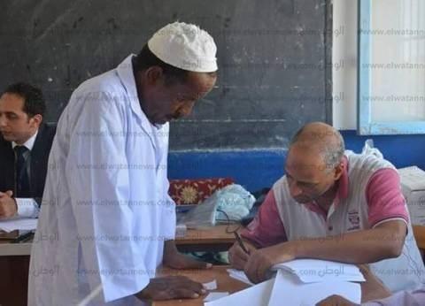 إقبال ضعيف من الناخبين على اللجان الانتخابية في أسوان