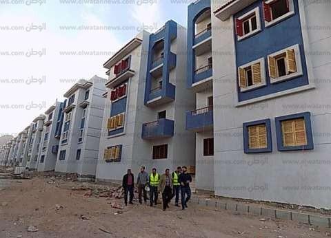 تعمير جنوب سيناء: نسابق الزمن لتنفيذ  496 وحدة سكنية