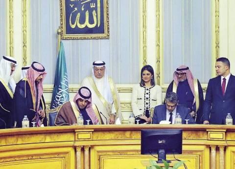 غضب سعودى من «سالمان» يعطل مذكرات تفاهم «المصرى - السعودى»