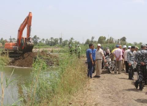 إزالة تعديات على 10 آلاف كيلومتر من أملاك الدولة في فارسكور