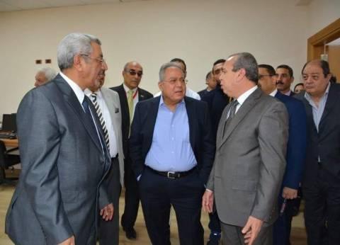 محافظ دمياط لطلاب جامعة حورس: الانتخابات فرض لا بد من المشاركة به